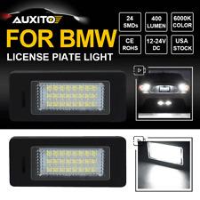 CANBUS 48 LED License Plate Lamp For BMW E88 E90 E60 E70 E91 E92 E91 E39 CSL