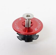 mr-ride FSA Headset Top Cap (flat) Red 2014