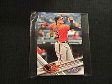 2017 TOPPS OPENING DAY BALTIMORE ORIOLES TEAM SET 6 CARDS  MANNY MACHADO +