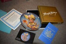Mariani Plate Festival Children Of The World Brenda Burke Royal Doulton In Box