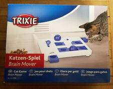 Trixie Pet Products Brain Mover Toy Katzen-Spiel Cat Used