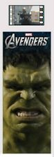 THE AVENGERS Marvel Incredible Hulk 2012 MOVIE FILM CELL and PHOTO BOOKMARK New