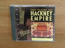 VARIOUS ARTISTS : THEY PLAYED THE HACKNEY EMPIRE : CD Album : RAJCD 848
