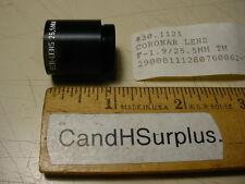 Friedrich 1121 vintage coronar lens f1.9/25.5mm