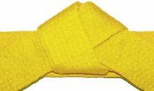"""Yellow Belt for Karate Jiu Jitsu Mma 93"""" Long"""