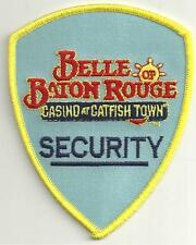 BELLE BATON ROUGE LOUISIANA SECURITY POLICE PATCH /