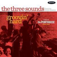 The Three Sounds Feat. Gene Harris - Groovin' Hard (NEW CD)