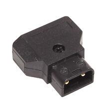 1PCS DTAP D-Tap Plug DIY for DSLR Rig power cable V-mount Anton Battery Male