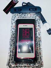 Universal Waterproof Case Cell Phone Dry Bag Pouch Anchor Pattern