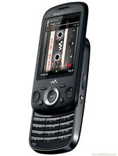 Sony Ericsson Zylo W20 Black Mobile Phone