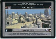 Star Wars CCG Special Edition Spaceport Street LS