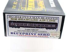SEABOARD Air Line Pullman Sleeper Lake Chicot Branchline HO Kit