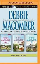 Debbie Macomber Cedar Cove Series (3-In-1 Collection): 16 Lighthouse Road, 204 Rosewood Lane, 311 Pelican Court by Debbie Macomber (CD-Audio, 2015)