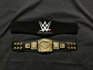 Official WWE Authentic Championship Spinner Mini Replica Title Belt NEW