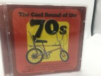 Various Artists : The Cool Sound Of The 70s CD Expertly Refurbished Product