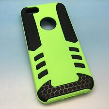 """iPhone 5/5S/5G/SE Slim Hybrid Iron Man Armour Shell Cover Back Case 4.0"""" Canada"""