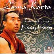 Lama Karta - Tibetan Chants Buddhist Meditation (2003) RARE CD FAST POST