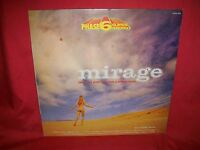 Vedette Phase 6 MIRAGE Film Themes LP 1971 M- Blonde Sexy Nude Cover Djamballà