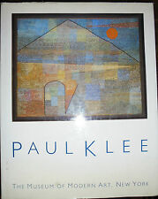 PAUL KLEE. A cura di C. Lanchner, The Museum of Modern Art, New York 1987 *slb19
