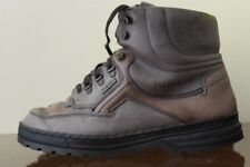 Mephisto Gore-tex Grey Leather Waterproof Boots Sz 9.5
