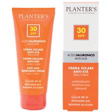 planter's creme solaire visage et corps SPF 30, 100 ml