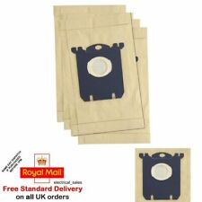 FITS PHILIPS ZANUSSI ELECTROLUX VACUUM CLEANER S CLASS HOOVER DUST BAGS x 5