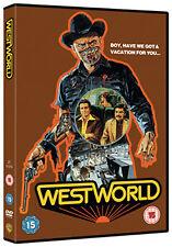 DVD:WESTWORLD - NEW Region 2 UK
