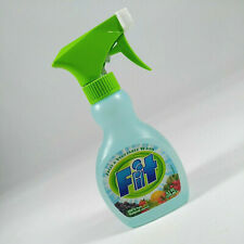 Fit Organic Fruit & Vegetable Produce Wash, 8.5 FL OZMADE IN USA-NOS BLUE