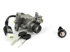 Lockset to fit Peugeot Vivacity 3, Keys & Barrel. Ignition Lock Set 2009 onwards