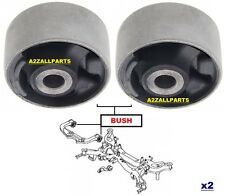 FOR MAZDA 6 2.3 02 03 04 05 06 07 08 REAR DIFFERENTIAL DIFF MOUNT ARM BUSH 4WD