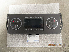 07 - 11 CHEVY SILVERADO A/C HEATER CLIMATE TEMPERATURE CONTROL OEM BRAND NEW