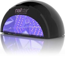 Lampada a LED Professionale Asciuga Smalto per Unghie, per Manicure Shellac gel