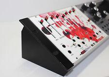 """Modular Studio EURORACK Rail & 19"""" Rack ears kit Desk stand for Modular Synths"""