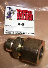 """WELDING WIRE WIZARD A-9 MALE QUICK DISCONNECT MALE 1/2"""" THREADS"""