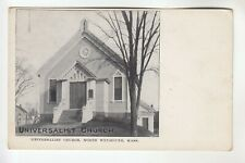 Universalist Church North Weymouth MA