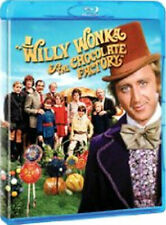 Willy Wonka and The Chocolate Factory 5051892008921 With Gene Wilder Blu-ray