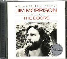 CD (NEU!) . JIM MORRISON - An american prayer (dig.rem. Music by the Doors mkmbh