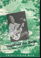Vagabund der Berge - Erich R. Hartinger