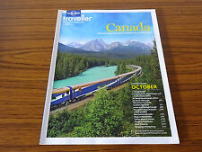Lonely Planet Traveller: October: Canada, Scottish Highlands, New Forest