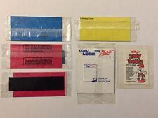 Lot 6 Sealed Vintage 80s Kelloggs Cereal Premiums Stencils Win Lose Draw Sticker
