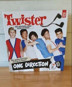 One Direction Twister Game ~ COMPLETE!!