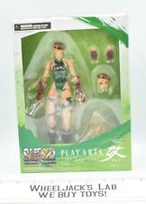 Play Arts Kai Street Fighter Super IV Arcade Edition Cammy NEW Action Figure