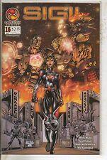 Crossgen Comics Sigil #16 October 2001 NM-