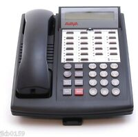 AVAYA Partner 18D Black Display Phone Refurbished