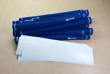 12 Karma Blue Lady Velvet Golf Grip +12 Grip Tapes Pride