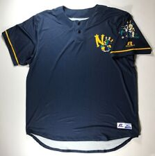 2017 New Orleans Baby Cakes Game Issued Batting Practice Jersey Size XL