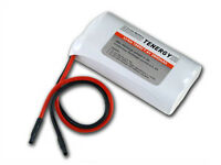 Tenergy Li-Ion 7.4V 2600mAh Rechargeable Battery Pack w/ PCB (2S1P, 19.24Wh, 5A)