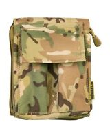 New Web-tex/kombat Multicam MTP Style A6 Camouflage Notebook Holder Army RAF SAS