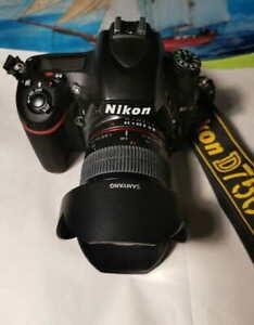 Nikon D750Kit 24-120 F4