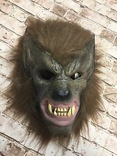 DON POST The Paper Magic Group Wolverine Wolf Mask Realistic Scary
